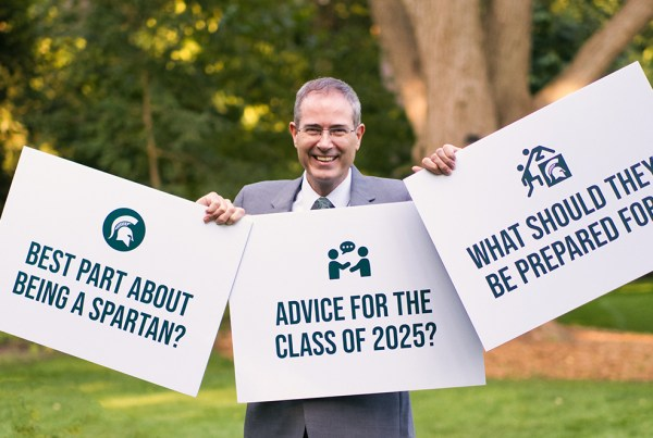 Questions for the Class of 2025