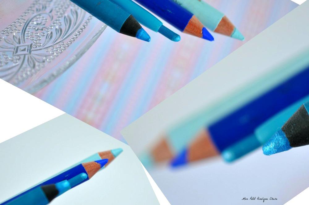 Electric, le crayon bleu - une tradition familiale! - Mon Petit Quelque Chose