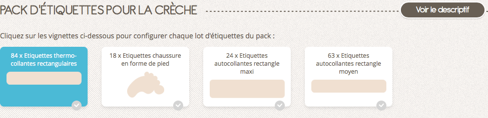 Lulustick- Mon Petit Quelque Chose