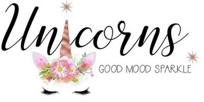 unicorns good mood sparkle