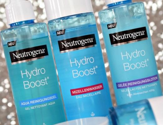 Hydro Boost de Neutrogena, hydrate ta peau! - Mon Petit Quelque Chose