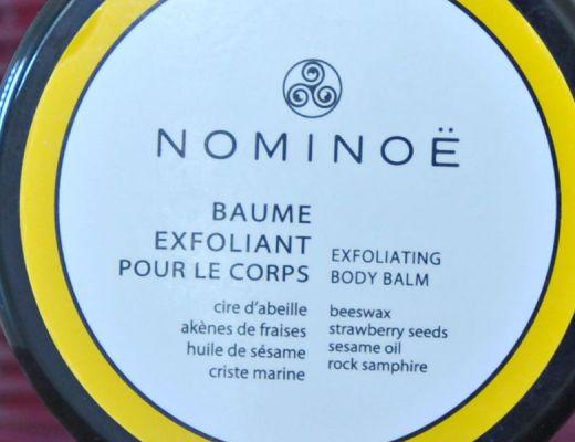 Baume Exfoliant de Nominoë pour le corps ou la douceur bretonne! - Mon Petit Quelque Chose