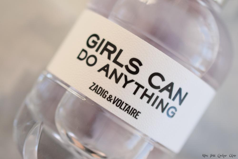 Girls Can Do Anything, le dynamisme de Zadig et Voltaire - Mon Petit Quelque Chose