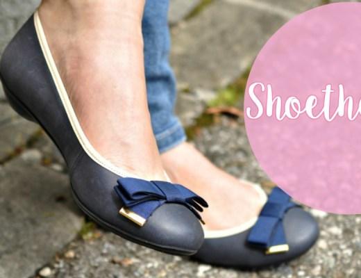 Shoetherapy : Les jolies Ballerines! - Mon Petit Quelque Chose