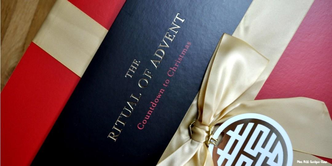 The Ritual of Advent - Mon Petit Quelque Chose