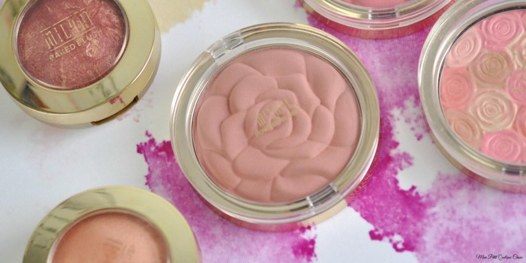 Romantic Rose ... je deviens ... avec Milani ... - Mon Petit Quelque Chose