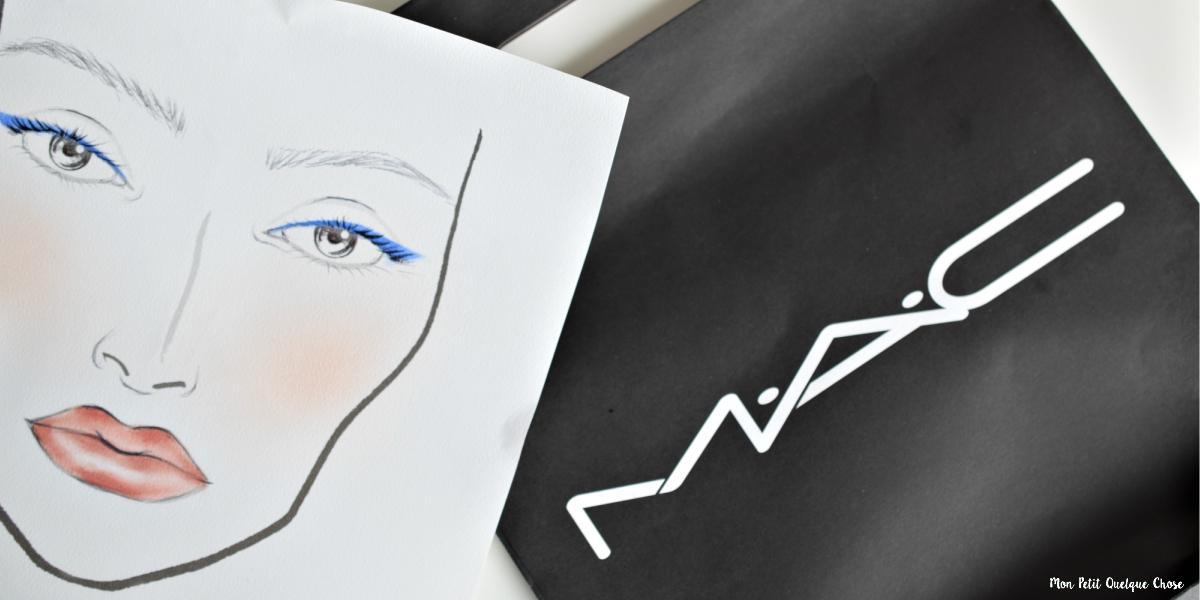 Une leçon avec MAC : l'eyeliner pour paupières tombantes