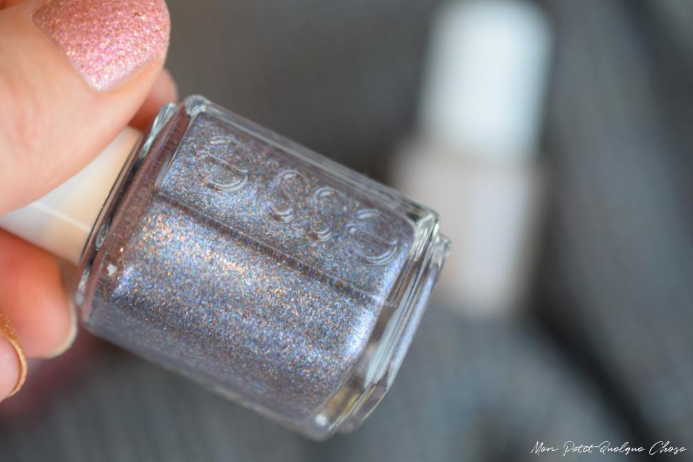 Concrete Glitters, la nouvelle collection Essie - Mon petit Quelque Chose