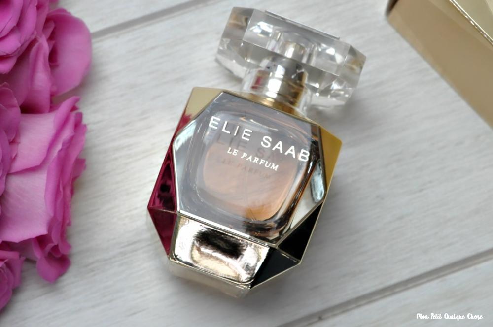 Éclat d'Or d'Elie Saab : le Parfum de l'Hiver ... - Mon Petit Quelque Chose