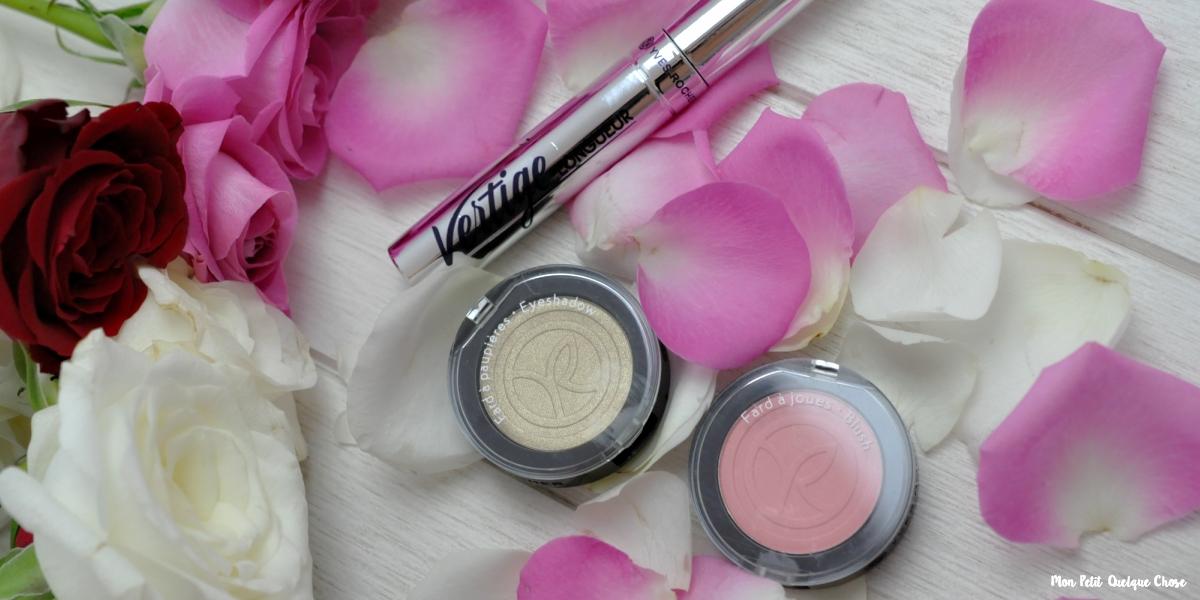 Les nouveautés makeup Couleurs Nature chez Yves Rocher