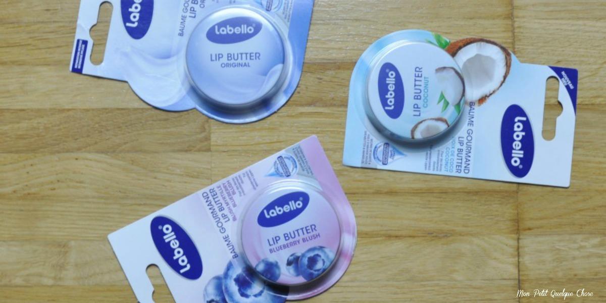 Labello et ses Lip Butter: mon bilan après 3 jours!