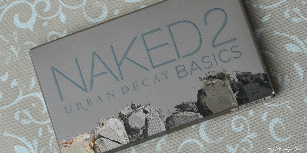 Naked 2 Basics d'Urban Decay