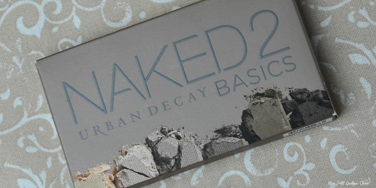 Naked 2 Basics d'Urban Decay