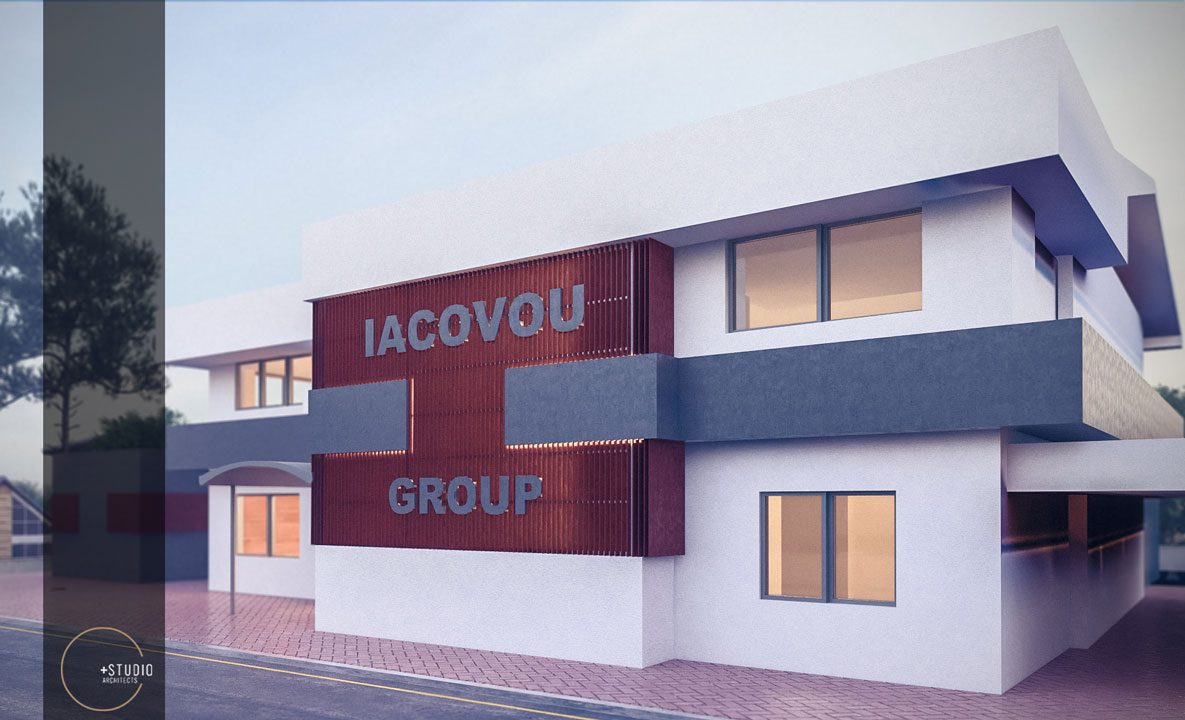 Iacovou Brothers Head office renovation  C Studio Architects