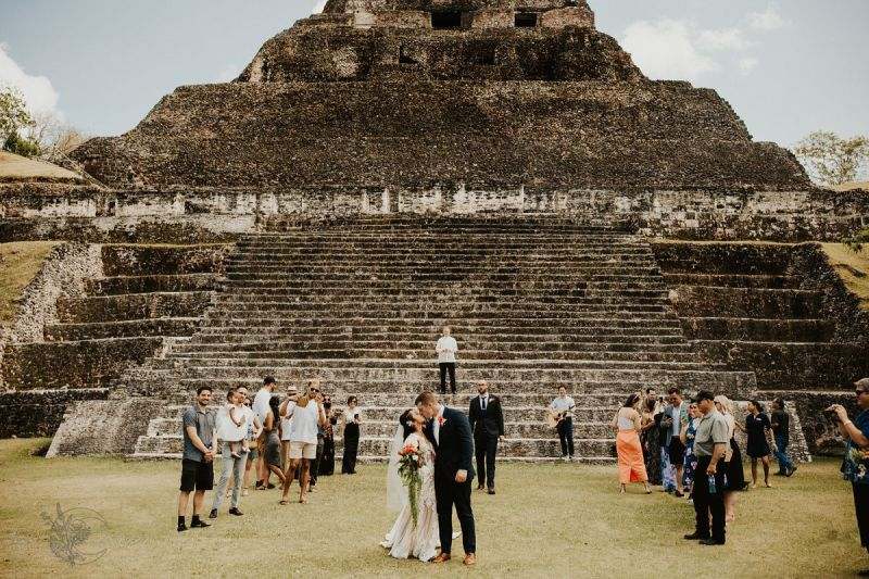 Belize Weddings destination Mayan