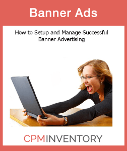 East Set up banner Ads