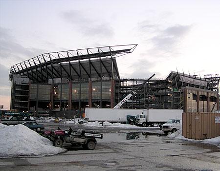 NFL Football Stadium