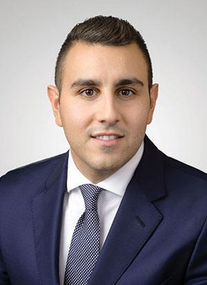 Feras Taher, MCIArb