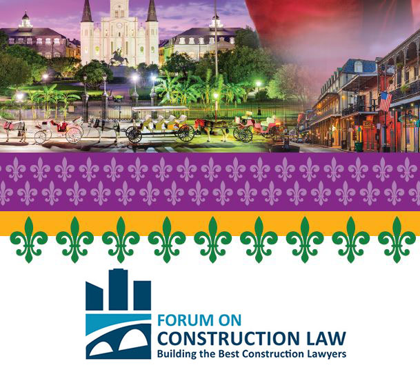 37th Annual Construction and Public Contracts Law Seminar