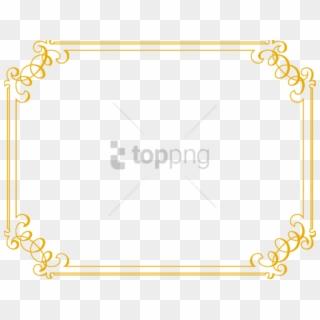 free wedding border png png transparent
