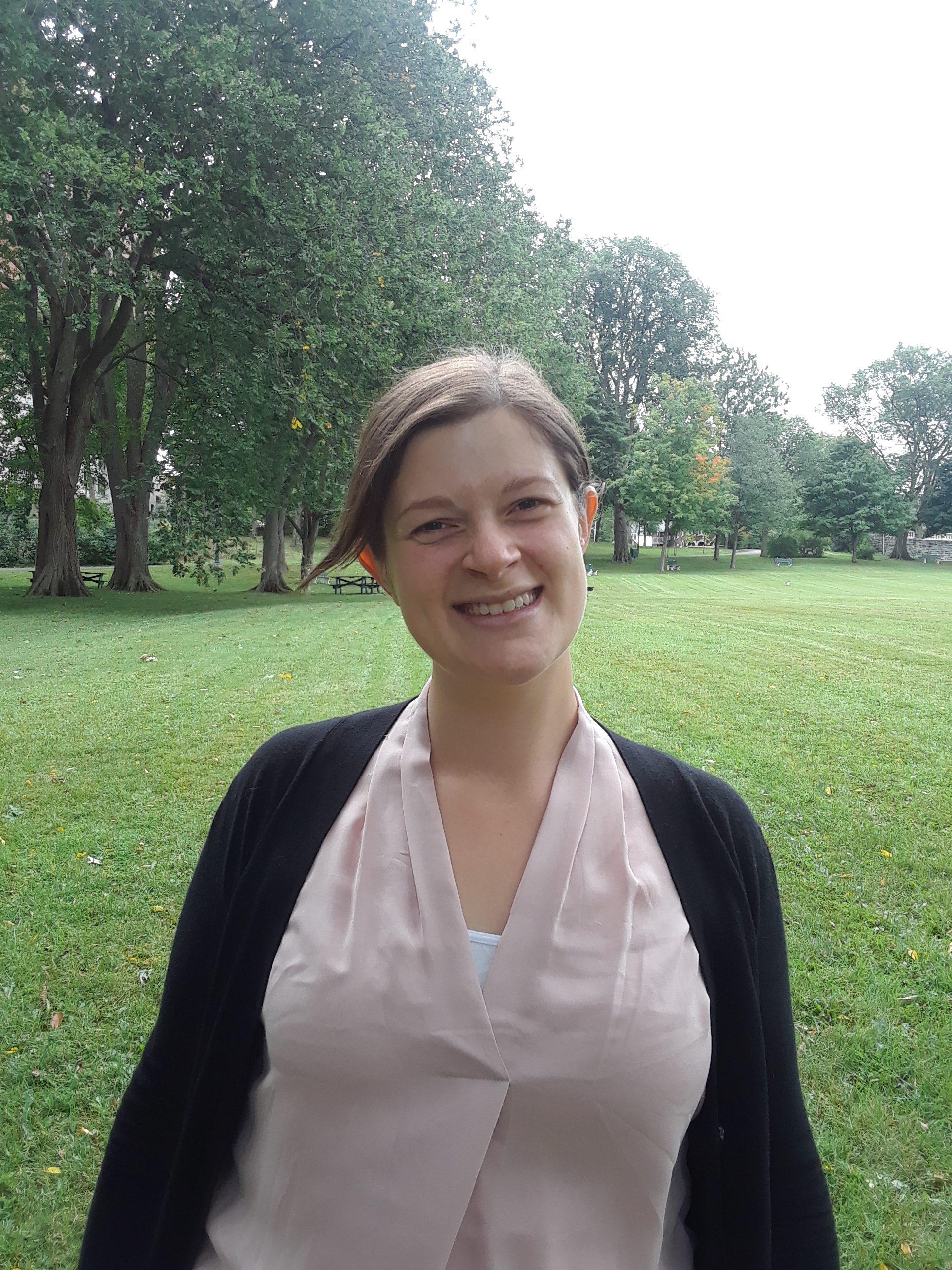 Leslie-Anne Boily