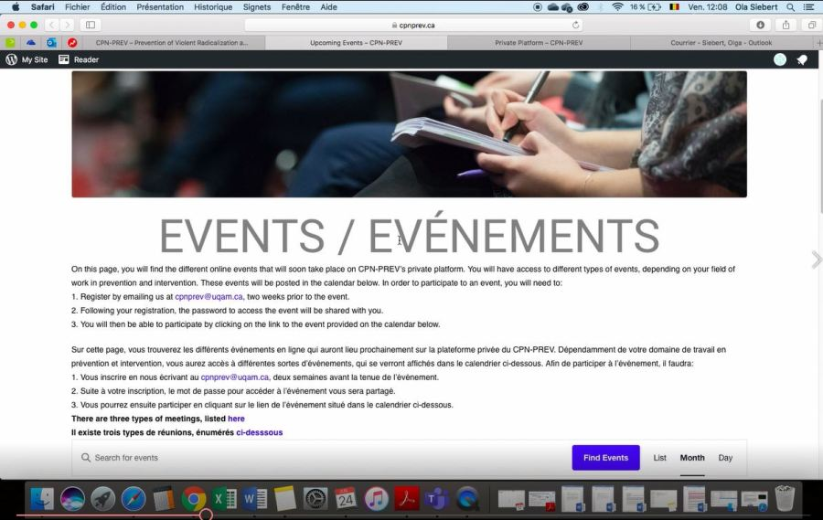3.How to register to a virtual event