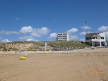 Accès à la plage des Becs à St Hilaire de Riez