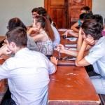 Беседа Татьяны Романовой (Google Inc.) с первокурсниками прикладной математики ОНУ 15 сентября 2016