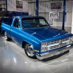 Classic Trucks Week To Wicked 1985 Chevy C10 Square Body