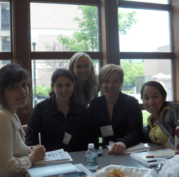 Team at Conference