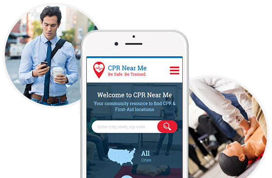 CPR Classes Near Me or Online CPR BLS & First-Aid ...