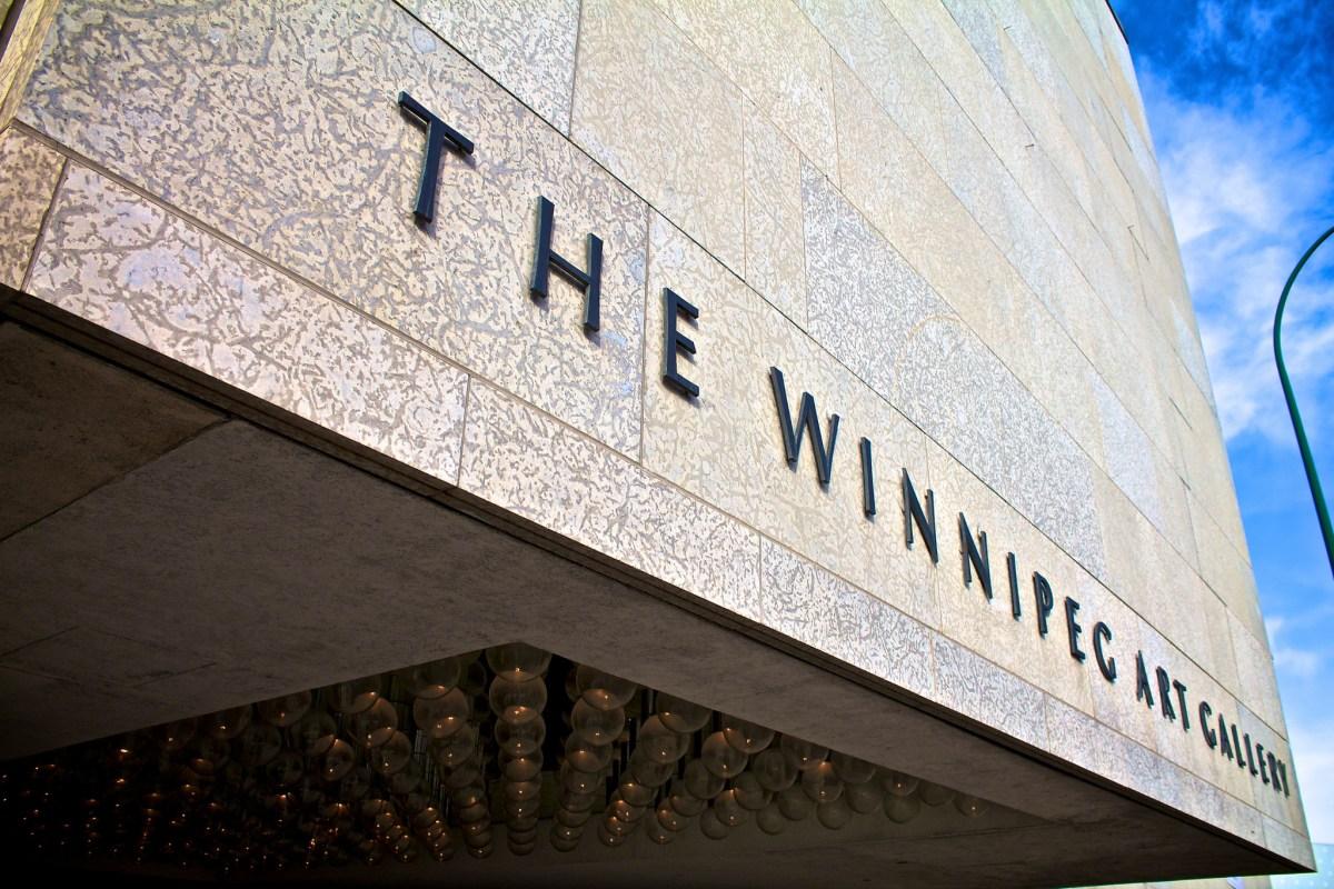 Winnipeg Art Gallery \\ Photo by AJ Batac-flickr