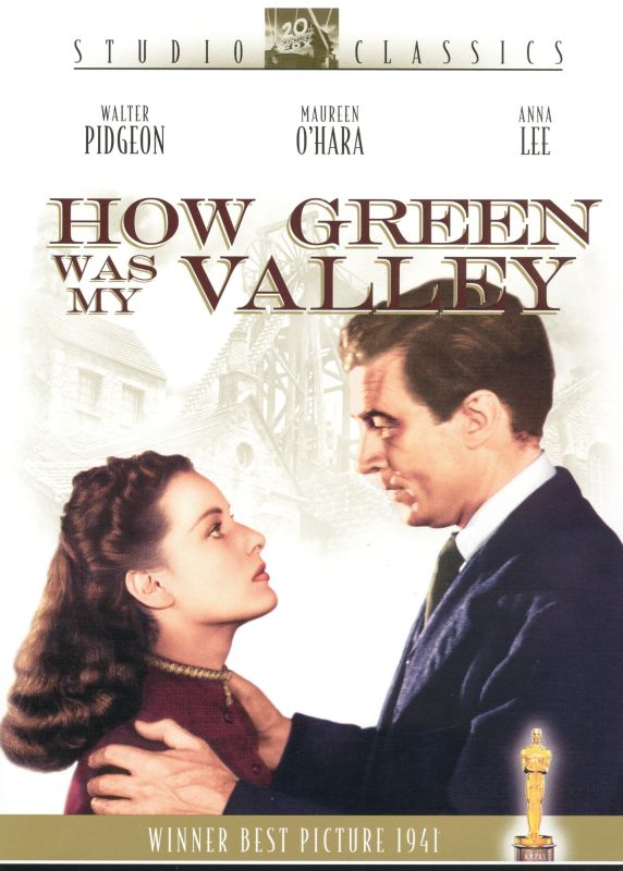 How Green Was My Valley Faily Name