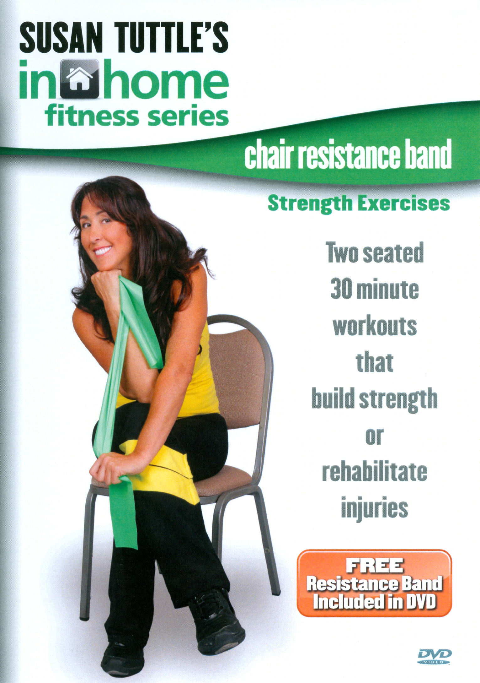 resistance chair exercise system reviews hub around susan tuttle 39s in home fitness band