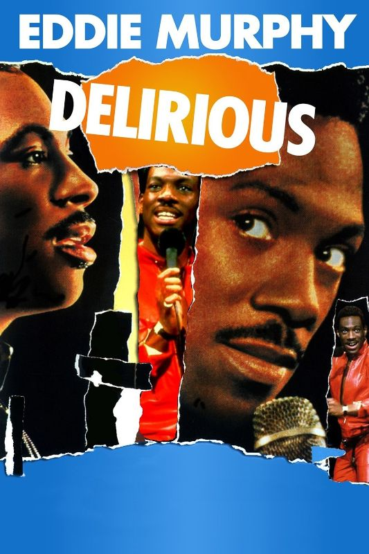 watch eddie murphy delirious online