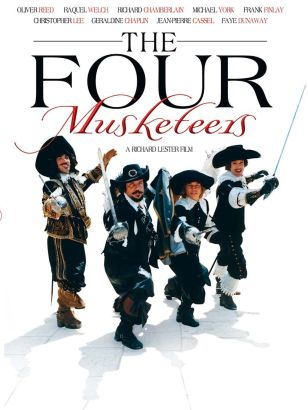 The Four Musketeers (1975) - Richard Lester | Synopsis. Characteristics. Moods. Themes and Related | AllMovie