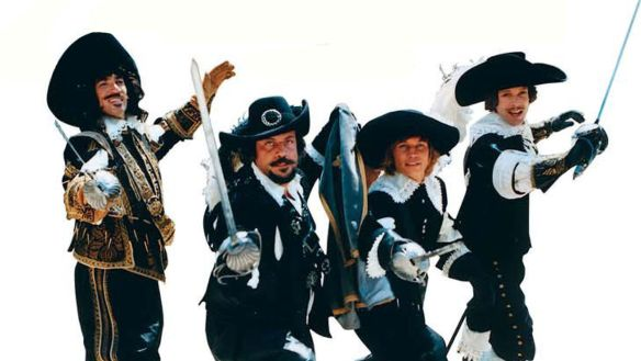 The Four Musketeers (1974) - Richard Lester | Synopsis. Characteristics. Moods. Themes and Related | AllMovie