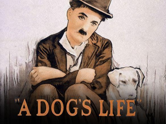 A Dog's Life (1918) - Charlie Chaplin   Cast and Crew   AllMovie