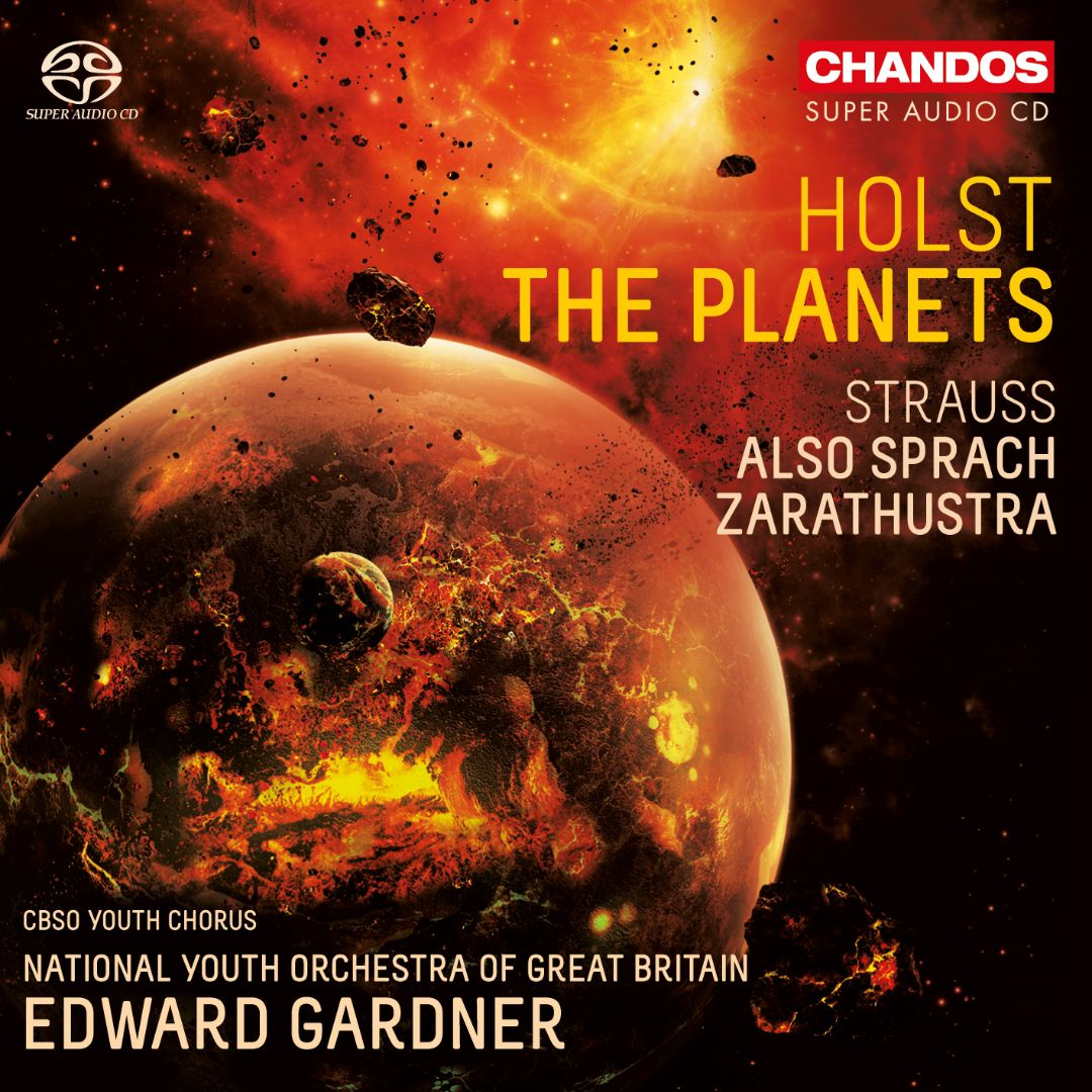 Holst - The Planets (Edward Gardner, National Youth Orchestra of Great Britain, 2017)