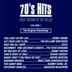 Great Records of the Decade 70s Hits Pop Vol 1  Various Artists  Songs Reviews Credits