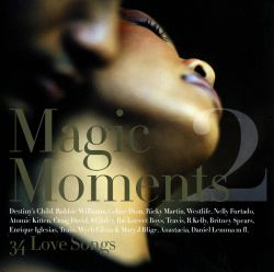 Magic Moments Vol 2 Sony Universal Sweden Various