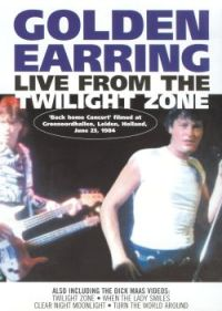 Live from the Twilight Zone [DVD] - Golden Earring | Songs ...