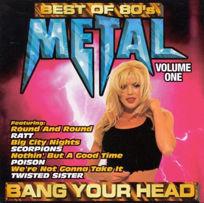 Best Of 80 S Metal Vol 1 Various Artists Songs