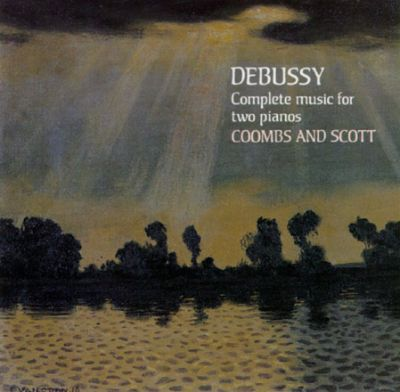 Claude Debussy Complete Music For Two Pianos Stephen