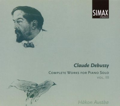 Claude Debussy Complete Works For Piano Solo Vol 3