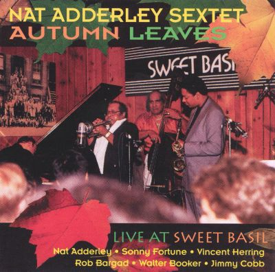 Autumn Leaves: Live at Sweet Basil