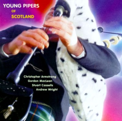 Young Pipers Of Scotland  Various Artists Songs