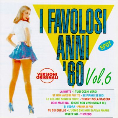 I Favolosi Anni 60 Vol 6 Various Artists Songs
