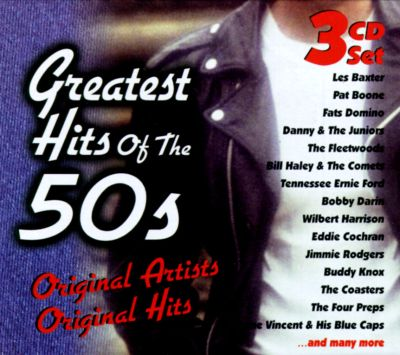 Greatest Hits Of The 50s Box Set 1 Various Artists