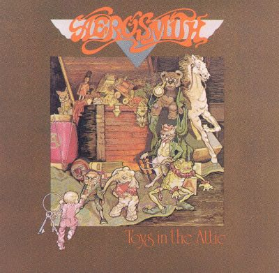 Toys In The Attic Aerosmith Songs Reviews Credits